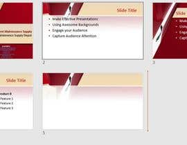 Číslo 5 pro uživatele Pitch deck PowerPoint od uživatele ashswa