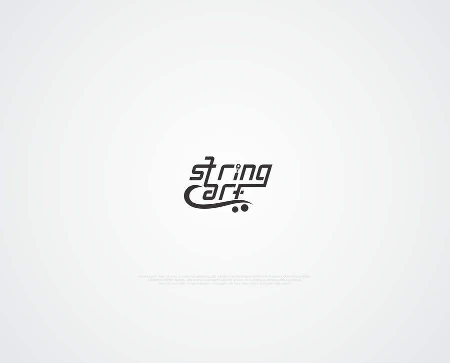 Contest Entry #234 for I need a Word Mark Logo Design for my company - String Cart