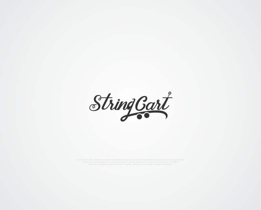 Contest Entry #247 for I need a Word Mark Logo Design for my company - String Cart