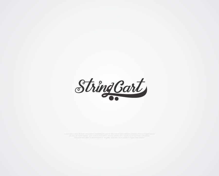 Contest Entry #252 for I need a Word Mark Logo Design for my company - String Cart