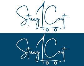 Číslo 90 pro uživatele I need a Word Mark Logo Design for my company - String Cart od uživatele Smit355