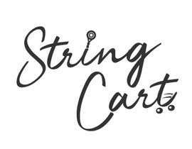 Číslo 127 pro uživatele I need a Word Mark Logo Design for my company - String Cart od uživatele vstankovic5