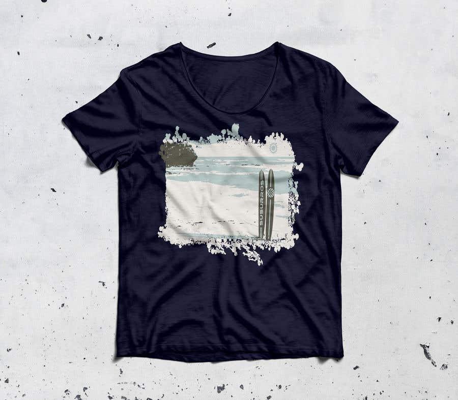 Contest Entry #33 for logo design / T shirt image design