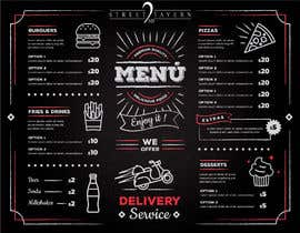 #3 for Menu Design Restaurant (Lunch & Dinner) by kadir01