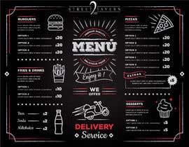 #3 for Menu Design Restaurant (Lunch & Dinner) af kadir01