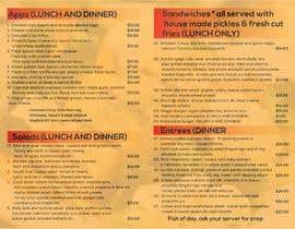 #1 for Menu Design Restaurant (Lunch & Dinner) af freelancerjahid4