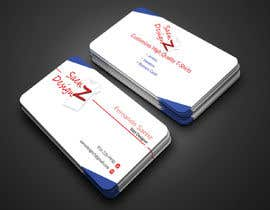#74 for I want a two sided business card for T-shirt company. by Suvrodeb250