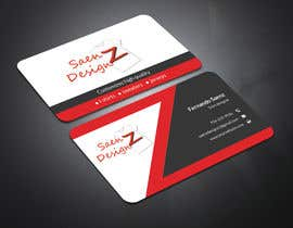 #39 for I want a two sided business card for T-shirt company. af arifjiashan
