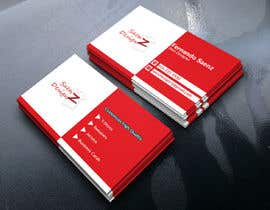 #73 cho I want a two sided business card for T-shirt company. bởi abulmostak2