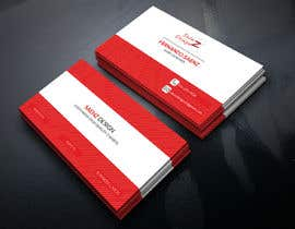 #82 cho I want a two sided business card for T-shirt company. bởi emberdesigner