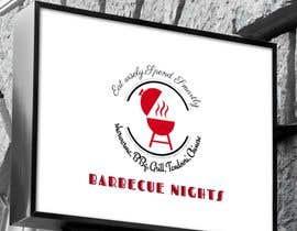 maryamzaukifele tarafından logo design for a barbecue restaurant için no 45
