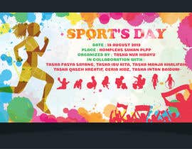 Nro 13 kilpailuun Sports Banner käyttäjältä MOMODart
