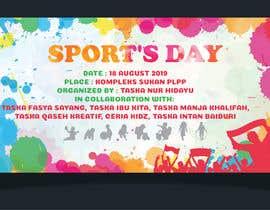 Nro 14 kilpailuun Sports Banner käyttäjältä MOMODart