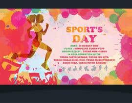 Nro 15 kilpailuun Sports Banner käyttäjältä MOMODart