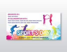 Nro 18 kilpailuun Sports Banner käyttäjältä MOMODart
