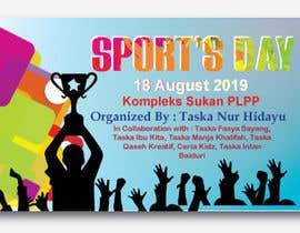 Nro 29 kilpailuun Sports Banner käyttäjältä MOMODart