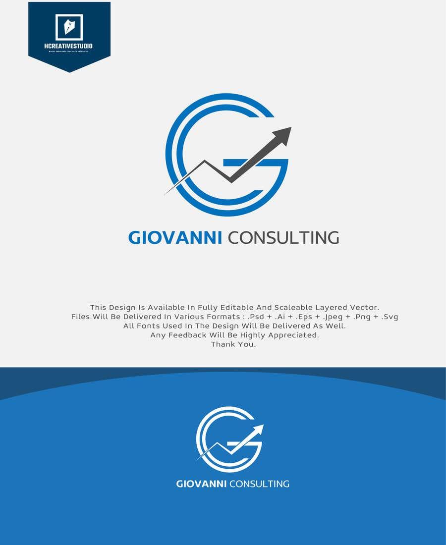 Kilpailutyö #358 kilpailussa design a logo for Giovanni