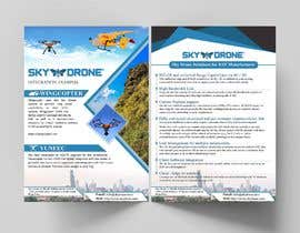 #7 for Design a double-sided A4 product leaflet by satishandsurabhi