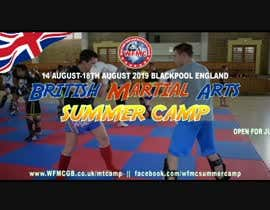 #29 for Design me a 1 min promo video for a martial arts summer camp. af WILDROSErajib
