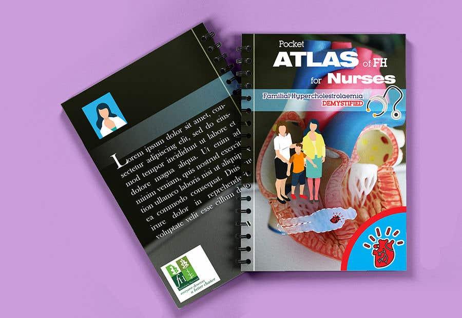 Contest Entry #70 for Book Cover for Nurses Pocket Atlas