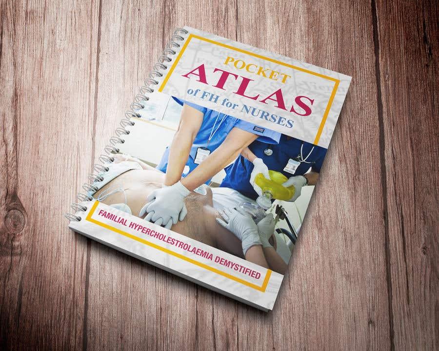 Contest Entry #54 for Book Cover for Nurses Pocket Atlas