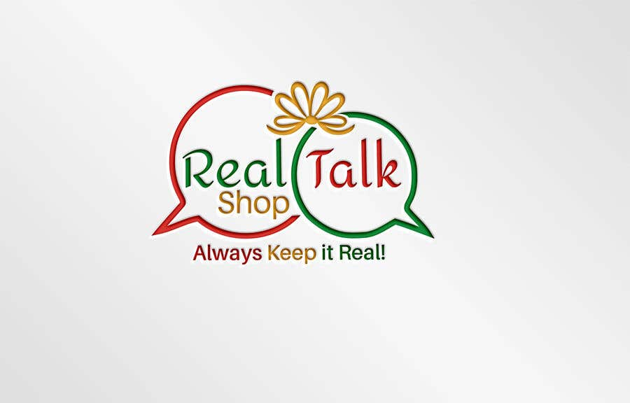 Contest Entry #81 for Logo -  Real Talk Shop
