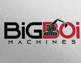 "#78 for I have just started an excavation hire business and I need a logo designed for it. I'm looking for a new creative modern design rather than the standard 'run of the mill' logo.   The business name is ""Big Boi Machines"". af robsonpunk"