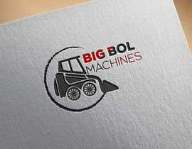 "#73 for I have just started an excavation hire business and I need a logo designed for it. I'm looking for a new creative modern design rather than the standard 'run of the mill' logo.   The business name is ""Big Boi Machines"". af rokeyastudio"