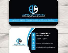 #124 for Design me a business card af jpanik