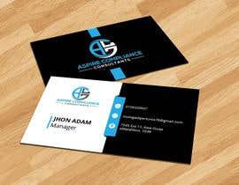 #148 for Design me a business card af isratsorna