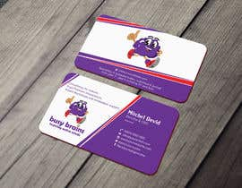 #141 for Create a Business card by shahnazakter