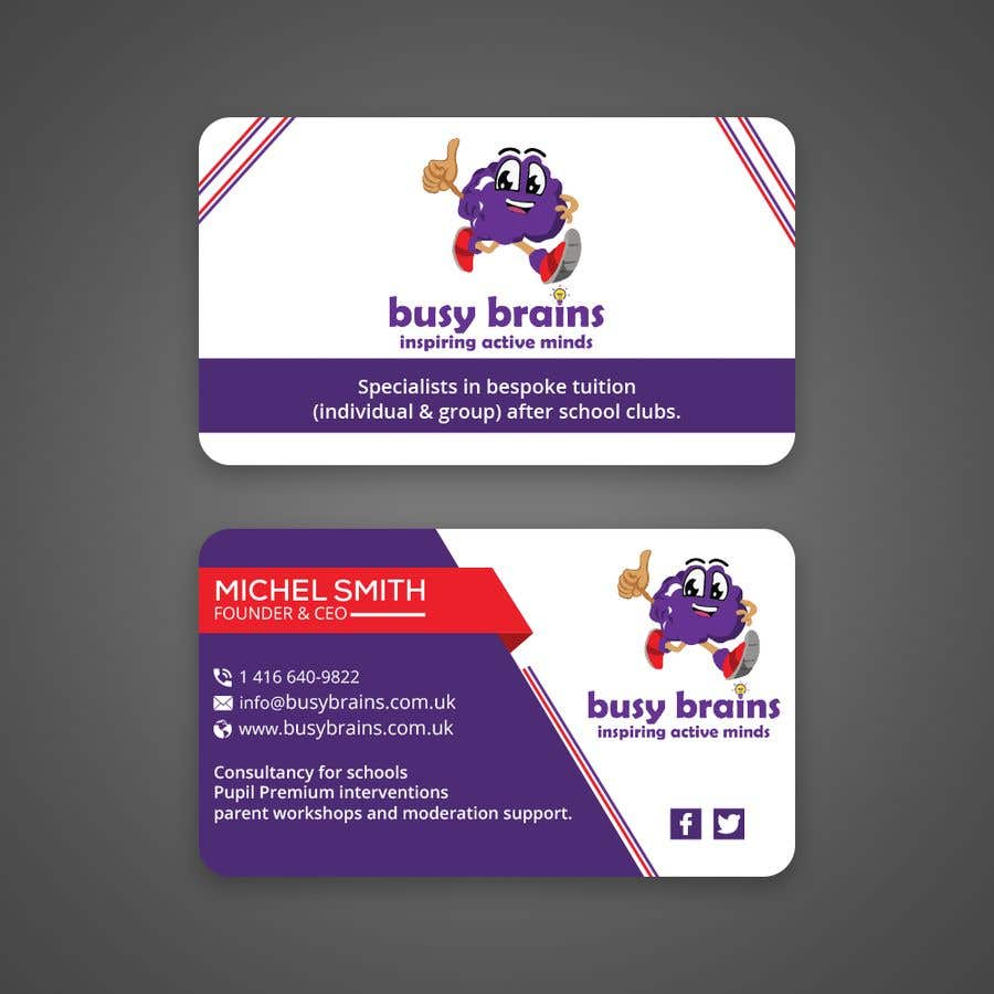 Contest Entry #163 for Create a Business card