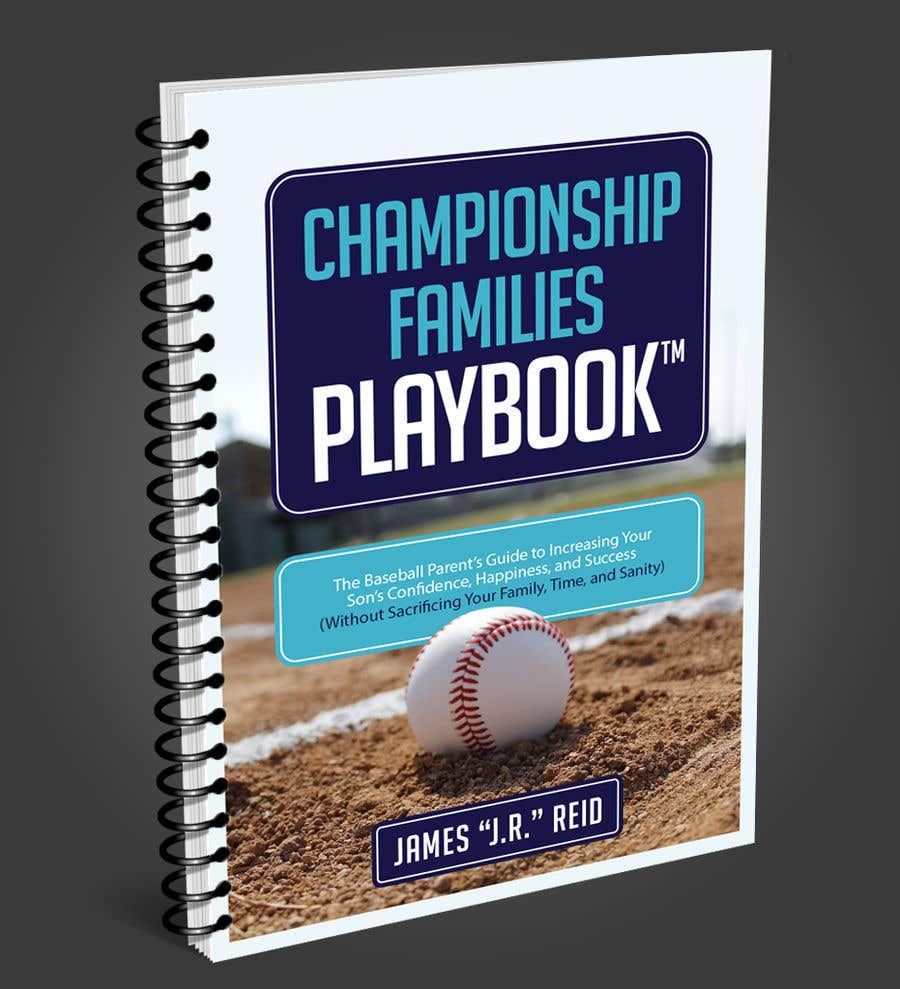 Konkurrenceindlæg #41 for Book mockup for the Championship Families Playbook™