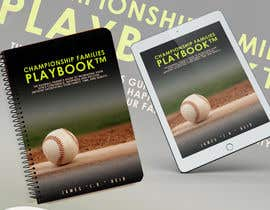 nº 17 pour Book mockup for the Championship Families Playbook™ par nhicko07