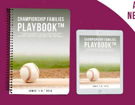 nº 25 pour Book mockup for the Championship Families Playbook™ par nhicko07