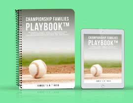 nº 26 pour Book mockup for the Championship Families Playbook™ par nhicko07