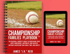 nº 29 pour Book mockup for the Championship Families Playbook™ par warrenjoker
