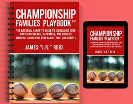 nº 36 pour Book mockup for the Championship Families Playbook™ par warrenjoker