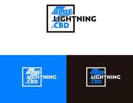 #295 for Blue lightning cbd logo by AudreyMedici