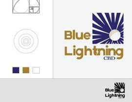 #294 for Blue lightning cbd logo by nimafaz
