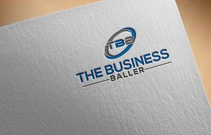 Contest Entry #190 for Logo for -  The Business Baller