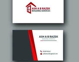 #96 para Design me a logo and business card por naharchhabekun