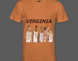 Nro 9 kilpailuun Shirt Design käyttäjältä mrvirus007
