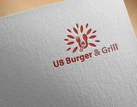 #205 for Design Logo For New Burger Concept by munsurrohman52