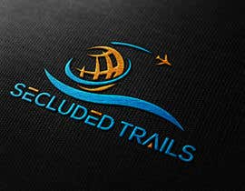 """#34 for Logo for Hiking Blog Needed """"Secluded Trails"""" by shakilhossain509"""