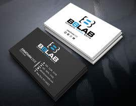 #237 for business card af saikatmian