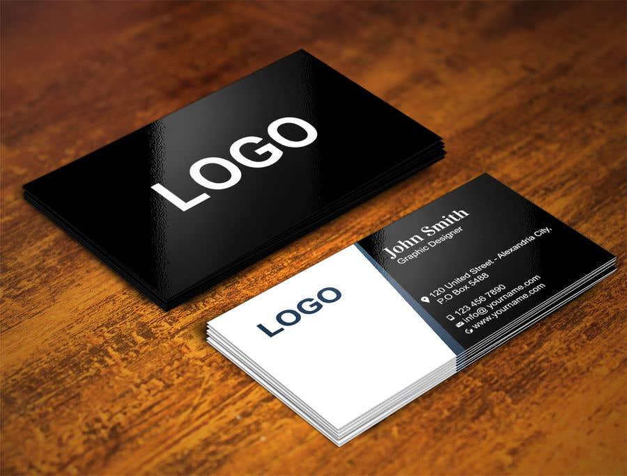 Konkurrenceindlæg #234 for business card