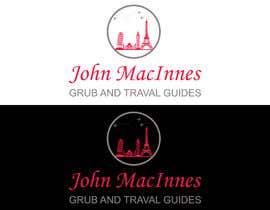 logoclub1 tarafından John MacInnes - Grub and Travel Guides için no 15