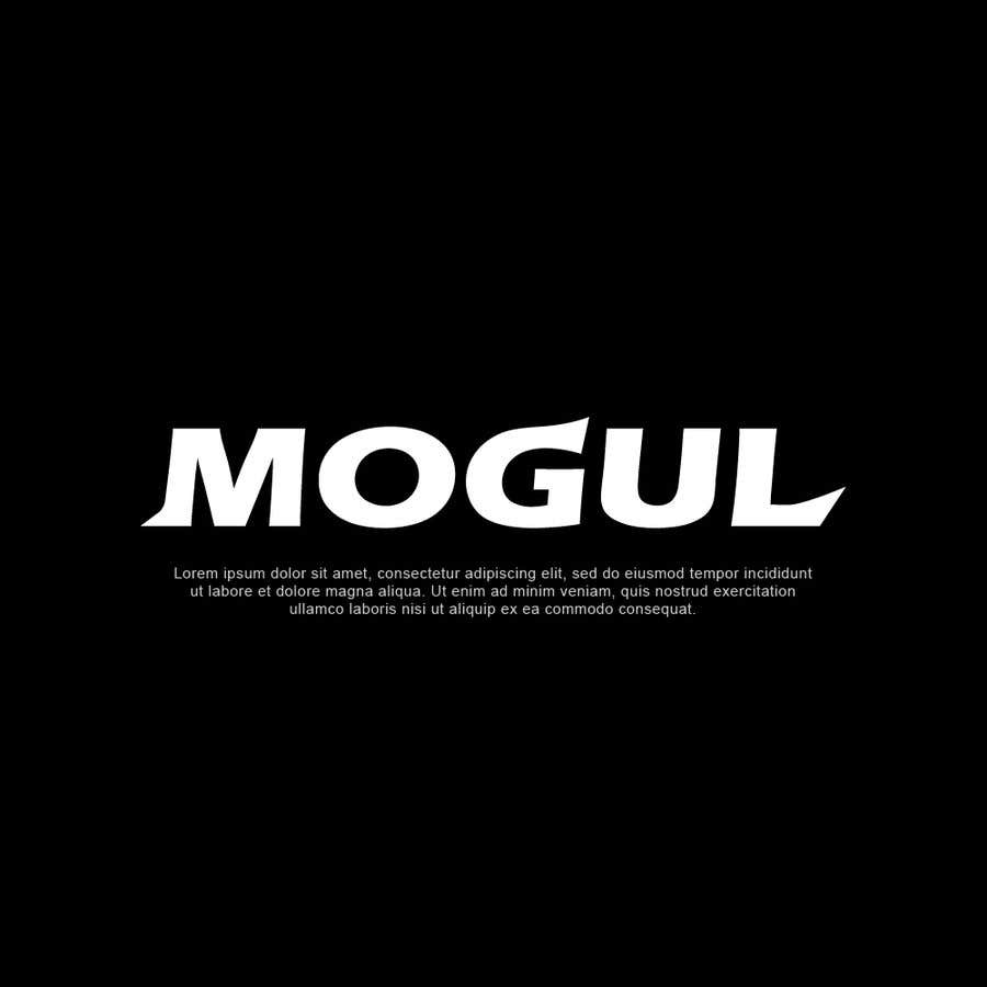 Contest Entry #174 for I need a logo design for my company called Mogul. Mogul is like Forbes.com but for internet celebrities. Logo needs to have a professional clean look.