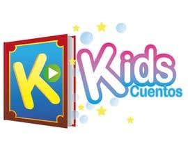#35 for Diseñar logo para canal de videos animados para niños af gylion